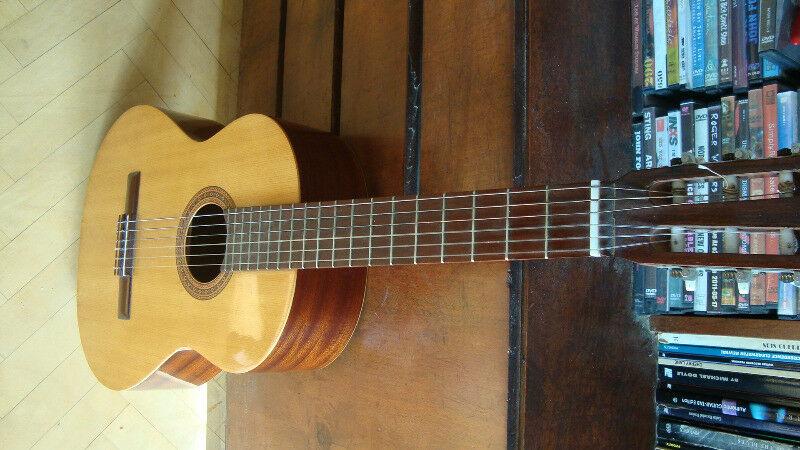 Guitarra criolla Fonseca 45