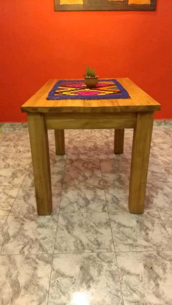 Mesa estilo campo 1,20 x 80 cm