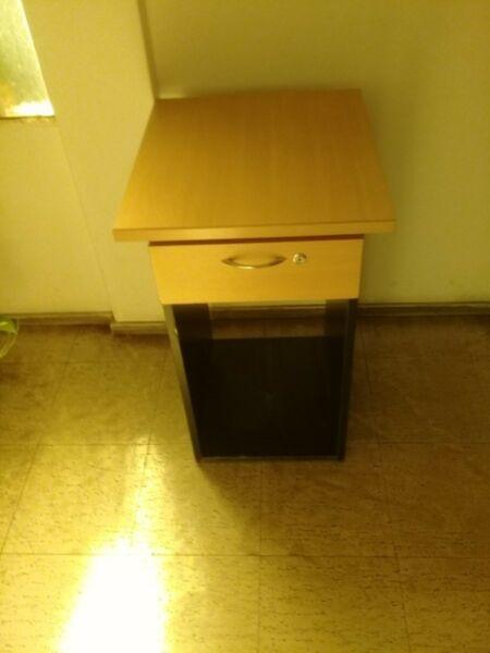 Mini escritorio con cajon