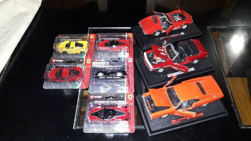 Vendo autos de coleccion