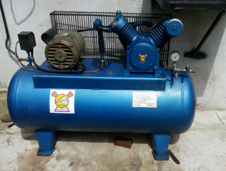 compresor de aire impaya 2hp monofasico