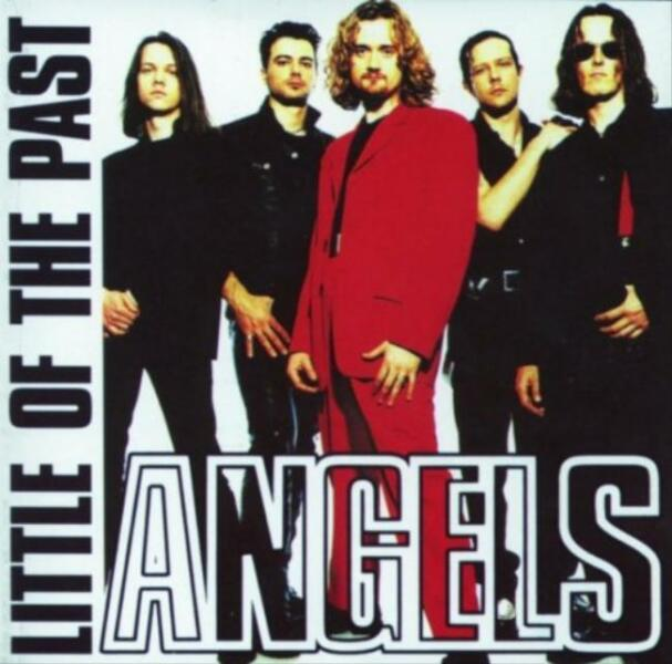 Cd Little Of The Past  Little Angels. Importado