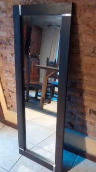 Espejo rectangular 126x45