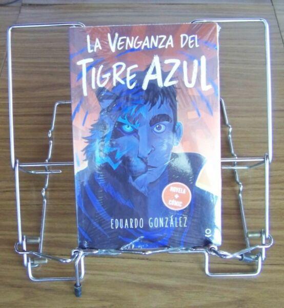 La Venganza Del Tigre Azul - Eduardo Gonzalez, Santillana