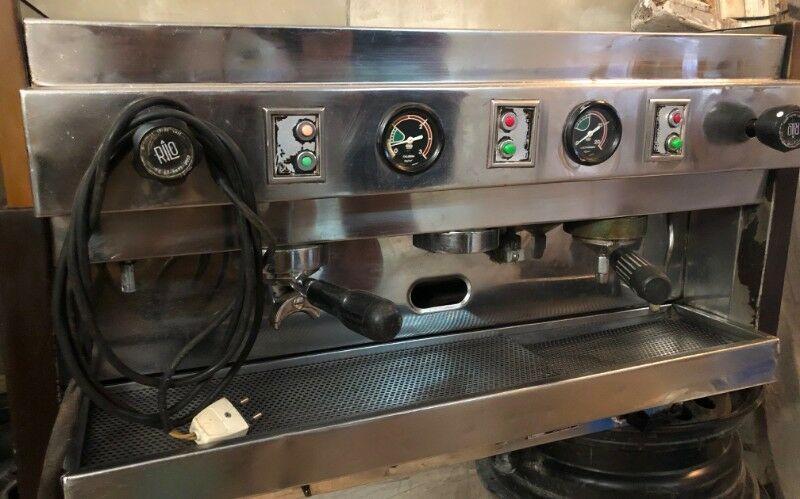 Máquina de café RILO