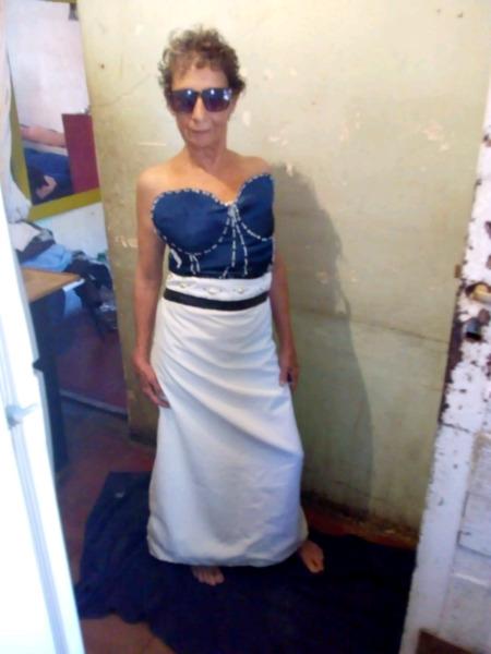 Vendo o permuto vestidos de novia y novia civil