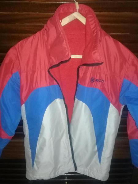 campera de abrigo nene,marca Rucca,talle 10/12.