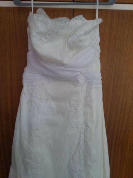 vestido de novia o quince