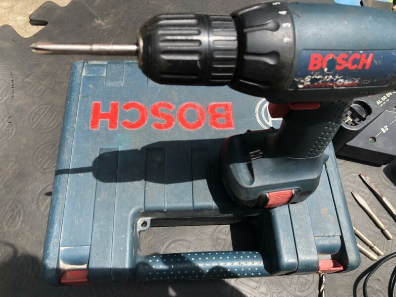 Atornillador Gsr-12-1 Taladro Bosch con batería
