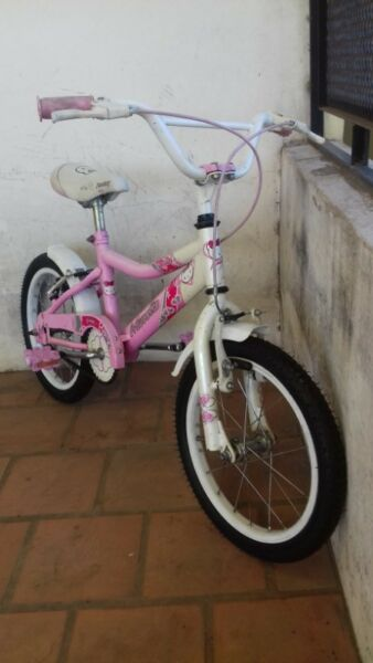 Bicicleta Musetta Kitty Rodado 16 Lista Para Usar ! Paseo