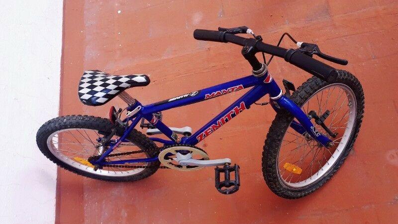 Bicicleta rodado 20 niño
