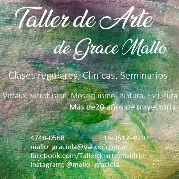 Taller de Arte en Vidio, Vitraux, Vitrofusion, Mosaico