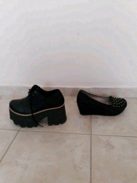 Zapatos y sandalias número 36