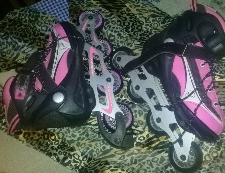 rollers mujer talle 38