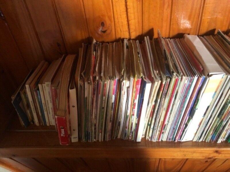 Vendo revistas y libros de cocina en exelente estado