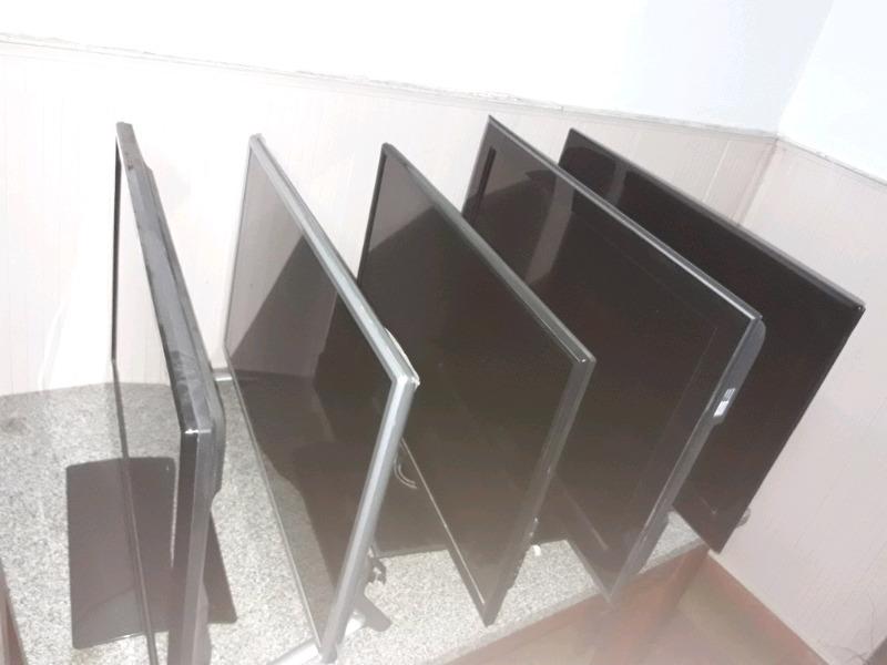 Venta de televisores led de 32 a 50 pulgadas