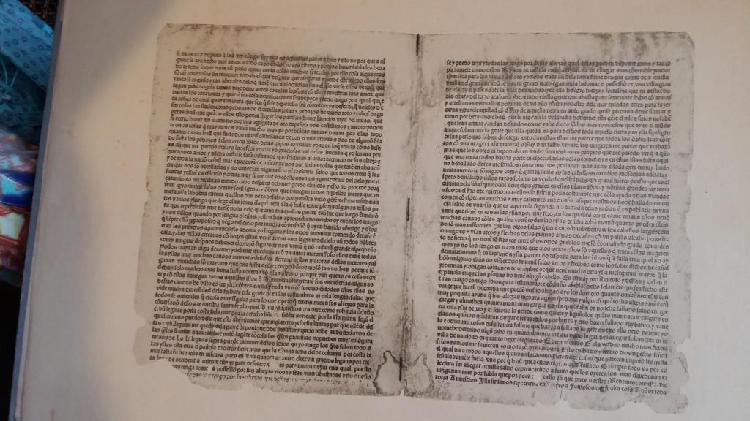 Carta de D. Cristóbal Colón
