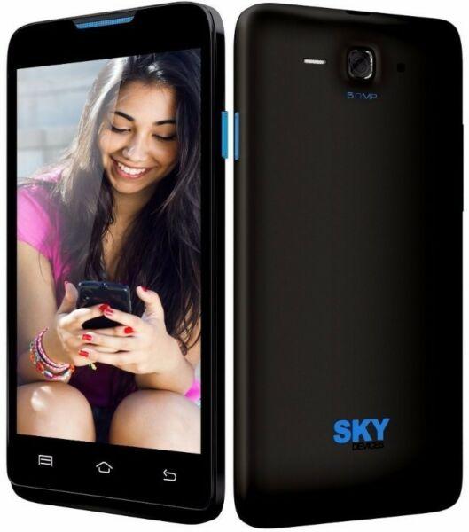 Celular SKY 4.5D 4G (Sin baterìa nì cargador)