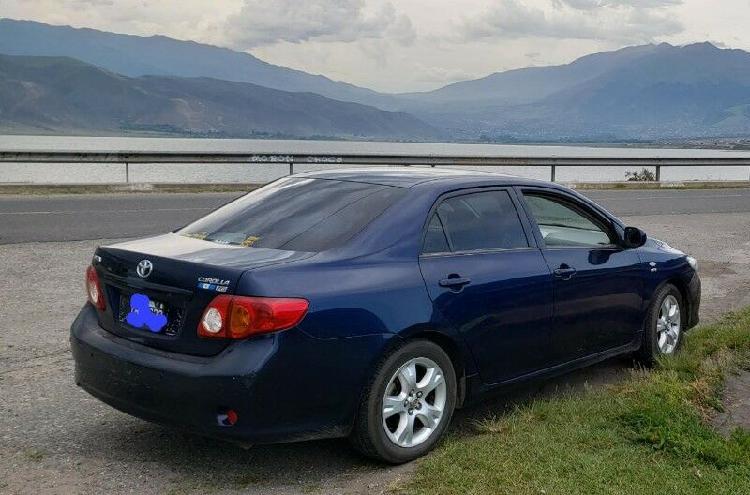 Toyota Corolla XEi 1.8 5M/T L08 2009 Nafta