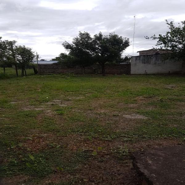 Vendo Terreno en San Bernardo Chaco