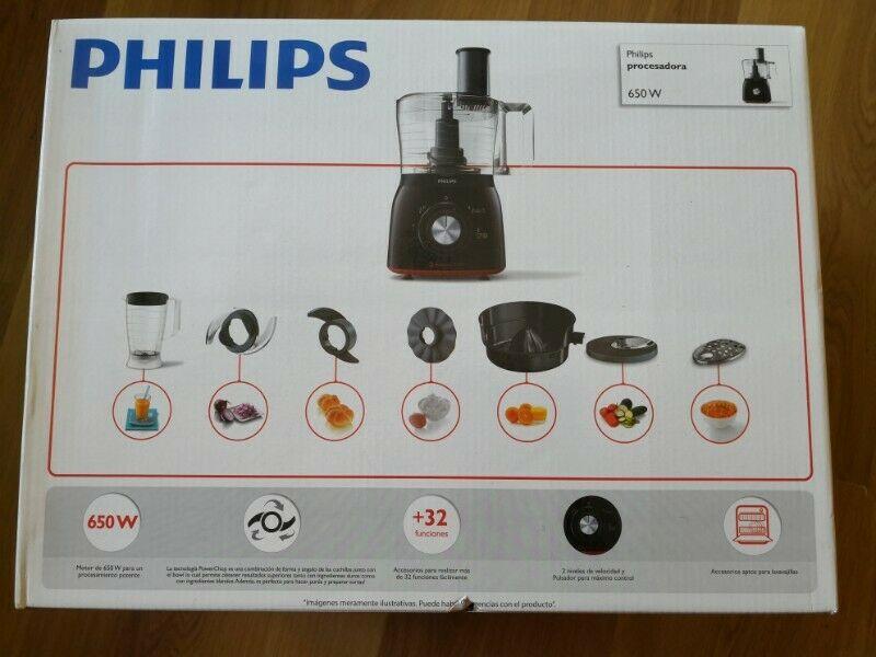 Procesadora Philips Hr