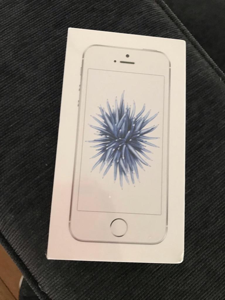 iPhone Se de 32Gb.Caja Sellada