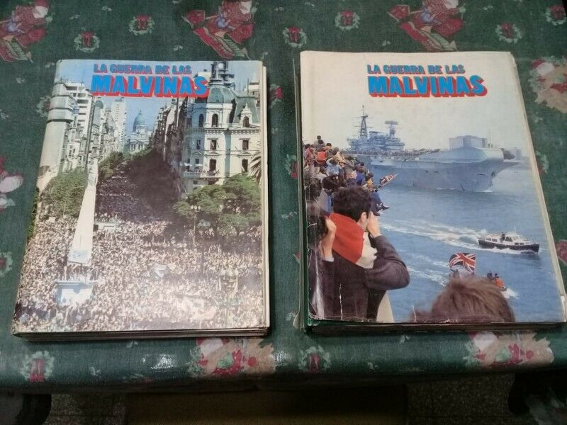 Enciclopedia de la Guerra de las Malvinas