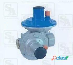 Regulador de Gas Natural Salustri de 100m3/h