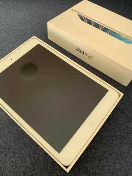 Ipad Mini 2 16gb Con Caja Y Accesorios Originales