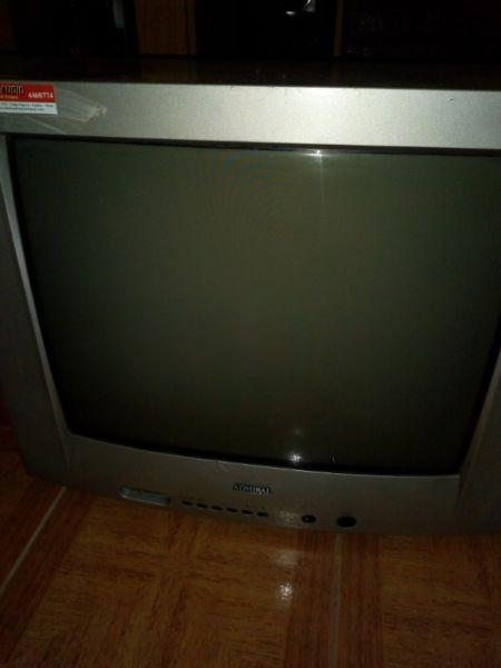 VENDO.2 TELEVISORES DE 21 Y 29 SIN CONTROL $ 800 C/U