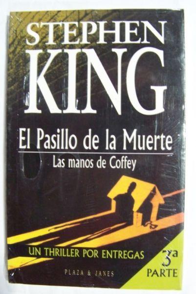 Lote De: El Pasillo De La Muerte - Stephen King