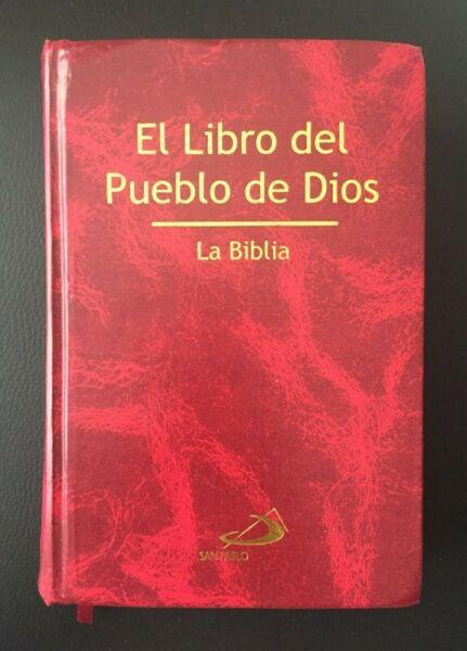El libro del Pueblo de Dios. La Biblia