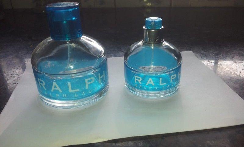 Frascos De Perfume RALPH LAUREN Y BVLGARI