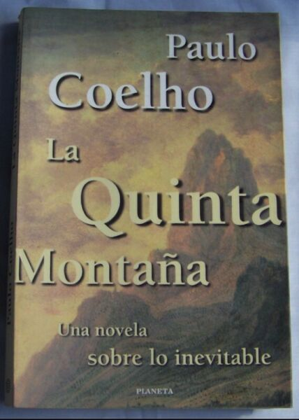 La Quinta Montaña - Paulo Coelho - Editorial Planeta
