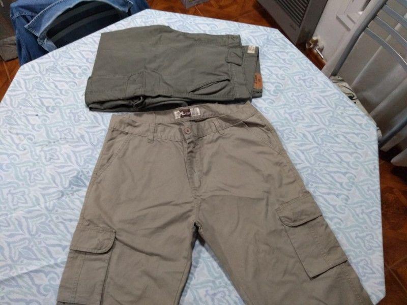 Vendo pantalón cargo