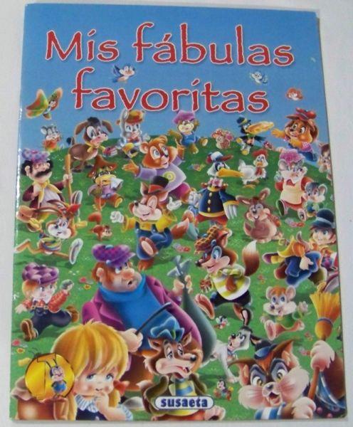 Mis Fabulas Favoritas - Susaeta Ediciones - Buen Regalo