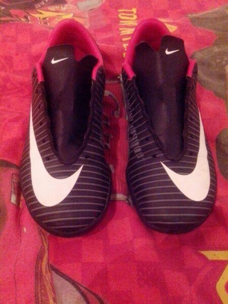 Botines Nike Mercurial originales talle 35 en buen estado!
