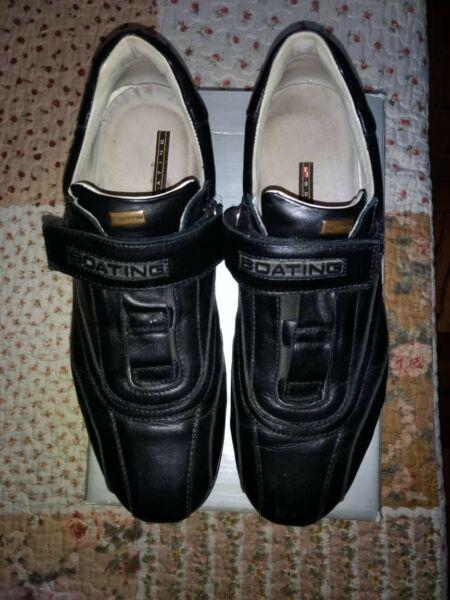 Vendó zapatillas negras de hombre 44