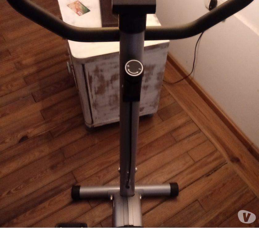 Vendo bicicleta fija nueva
