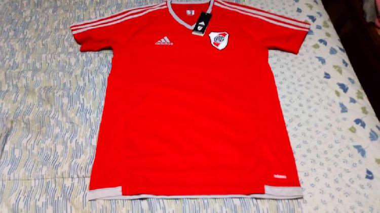 Camiseta entrenamiento River Plate Talle M Adidas Original