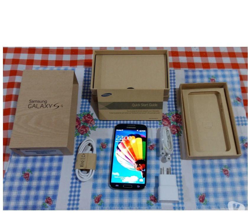 Samsung S4 liberado