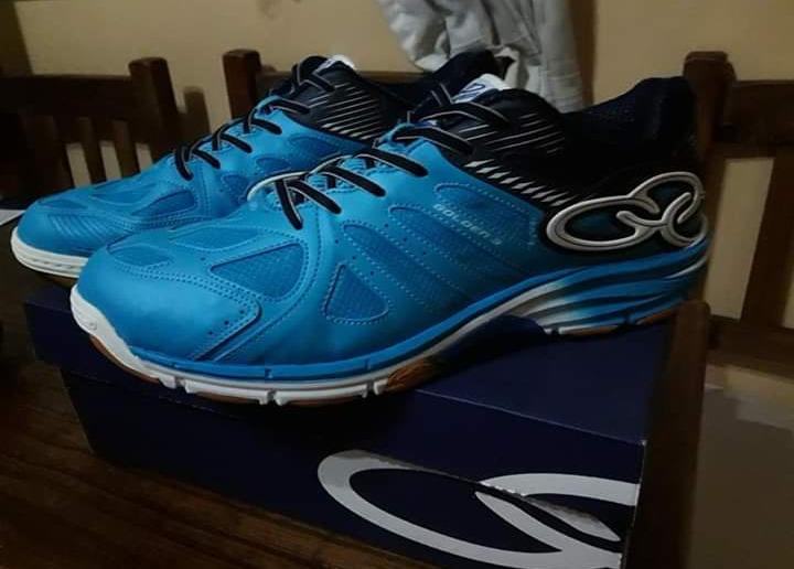 Vendo zapatillas nuevas originales de brasil