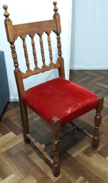 Juego de mesa extensible + 10 sillas