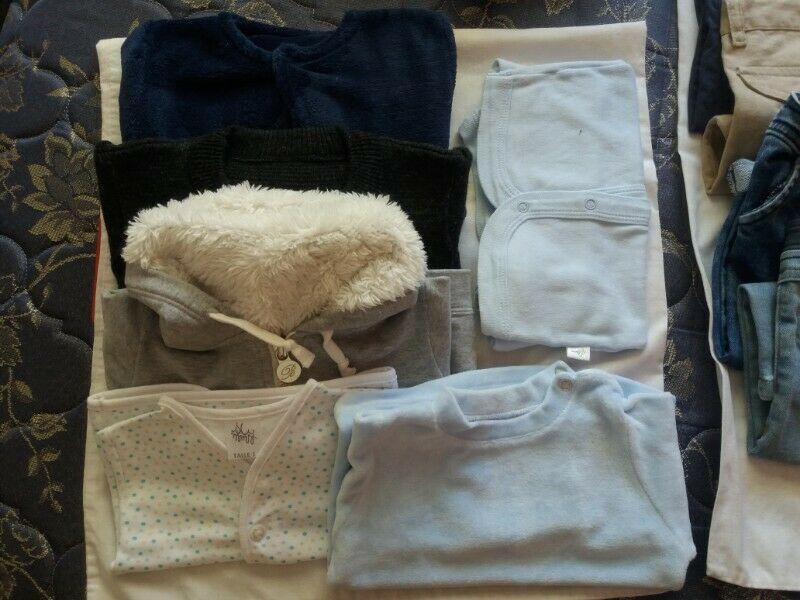 Vendo ropa de bebé usada! Impecable!!!