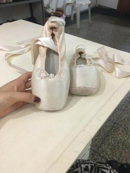 zapatillas danza ballet clásico