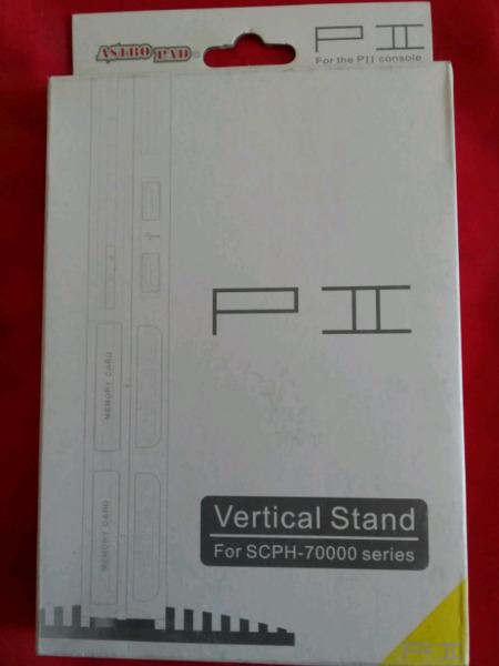 Base Vertical Ps2 Play 2 Scph- Envíos Interior Acepto