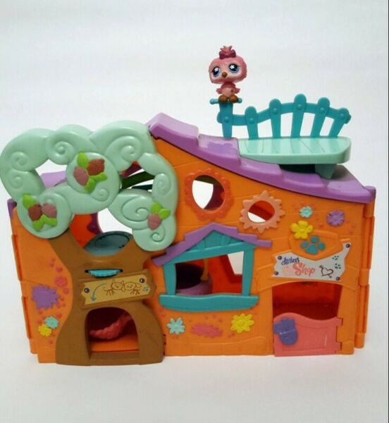 Casa Littlest Pet Shop