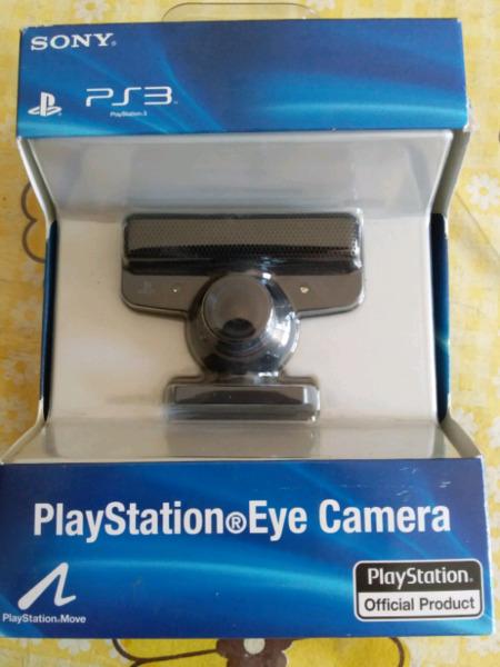 Cámara Eye Sony Para Ps3 Play 3 Envío A Todo El País