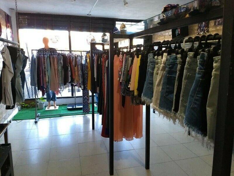 venta fondo de comercio ropa femenina y masculina