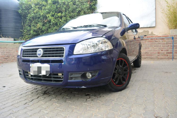 Fiat Palio Elx Active 2007 1.4 Fire